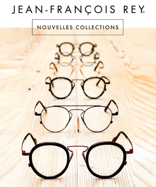 Lunettes JF Rey pour Salon Créateur OPT design 2017